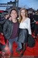 Amadeus - Red Carpet - Volkstheater - Di 06.05.2014 - Julian LE PLAY (Heidrich) mit Freundin Verena189