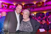 Amadeus - Red Carpet - Volkstheater - Di 06.05.2014 - Stefanie WERGER mit Ehemann Karlheinz196
