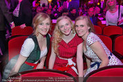 Amadeus - Red Carpet - Volkstheater - Di 06.05.2014 - Die Bocksrucker Sisters197