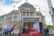 Amadeus - Red Carpet - Volkstheater - Di 06.05.2014 - 2