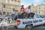 Amadeus - Red Carpet - Volkstheater - Di 06.05.2014 - Kaiser Franz Josef (KFJ)22