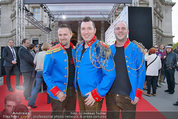 Amadeus - Red Carpet - Volkstheater - Di 06.05.2014 - Die wilden Kaiser3