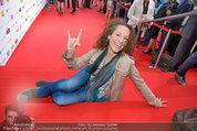 Amadeus - Red Carpet - Volkstheater - Di 06.05.2014 - Eva K. ANDERSON34