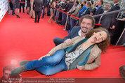Amadeus - Red Carpet - Volkstheater - Di 06.05.2014 - Eva K. ANDERSON, Harald HANISCH36