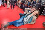 Amadeus - Red Carpet - Volkstheater - Di 06.05.2014 - Eva K. ANDERSON, Harald HANISCH37