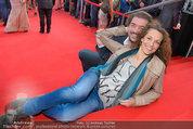 Amadeus - Red Carpet - Volkstheater - Di 06.05.2014 - Eva K. ANDERSON, Harald HANISCH38