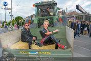 Amadeus - Red Carpet - Volkstheater - Di 06.05.2014 - HANNAH (kommt mit dem Traktor)51