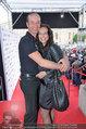 Amadeus - Red Carpet - Volkstheater - Di 06.05.2014 - Michael SEIDA mit Freundin Ulli RUPRECHT6