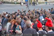 Amadeus - Red Carpet - Volkstheater - Di 06.05.2014 - 67