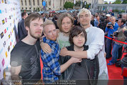 Amadeus - Red Carpet - Volkstheater - Di 06.05.2014 - Mando DIAO80
