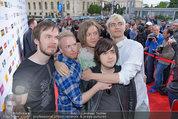Amadeus - Red Carpet - Volkstheater - Di 06.05.2014 - Mando DIAO81