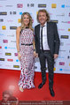 Amadeus - Red Carpet - Volkstheater - Di 06.05.2014 - SIMONE, Charly BRUNNER82