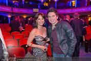 Amadeus - die Show - Volkstheater - Di 06.05.2014 - Gitta SAXX, Julian LE PLAY (Heidrich)199