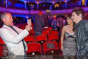 Amadeus - die Show - Volkstheater - Di 06.05.2014 - G�nter UNGER fotografiert Gitta SAXX, Julian LE PLAY (Heidrich)200