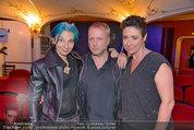 Amadeus - die Show - Volkstheater - Di 06.05.2014 - Eva BILLEISCH, Reinhard NOWAK, Andrea H�NDLER203