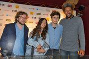 Amadeus - die Show - Volkstheater - Di 06.05.2014 - Anna F. mit (Band)kollegen225