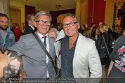Amadeus - die Show - Volkstheater - Di 06.05.2014 - Bernd RENGELSHAUSEN, G�nter UNGER230