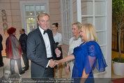 Fundraising Dinner - Albertina - Do 08.05.2014 - Klaus-Albrecht SCHR�DER, Ingrid FLICK, Elzunia STURM-BEDNARCZYK105