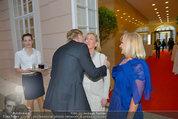 Fundraising Dinner - Albertina - Do 08.05.2014 - Klaus-Albrecht SCHR�DER, Ingrid FLICK, Elzunia STURM-BEDNARCZYK106