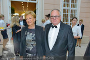 Fundraising Dinner - Albertina - Do 08.05.2014 - Christian und Rotraud KONRAD20