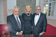 Fundraising Dinner - Albertina - Do 08.05.2014 - Johanna RACHINGER, Arnulf RAINER, Christian KONRAD35