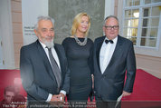 Fundraising Dinner - Albertina - Do 08.05.2014 - Johanna RACHINGER, Arnulf RAINER, Christian KONRAD36