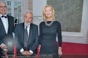 Fundraising Dinner - Albertina - Do 08.05.2014 - Johanna RACHINGER, Arnulf RAINER37