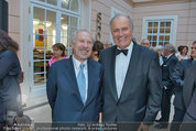 Fundraising Dinner - Albertina - Do 08.05.2014 - Ewald NOWOTNY, Karl SEVELDA45
