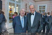 Fundraising Dinner - Albertina - Do 08.05.2014 - Ewald NOWOTNY, Karl SEVELDA46