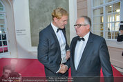 Fundraising Dinner - Albertina - Do 08.05.2014 - Christian KONRAD, Klaus-Albrecht SCHR�DER55