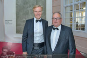 Fundraising Dinner - Albertina - Do 08.05.2014 - Christian KONRAD, Klaus-Albrecht SCHR�DER57