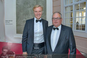 Fundraising Dinner - Albertina - Do 08.05.2014 - Christian KONRAD, Klaus-Albrecht SCHR�DER58