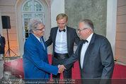 Fundraising Dinner - Albertina - Do 08.05.2014 - Christian KONRAD, Klaus-Albrecht SCHR�DER, Franz GERTSCH59