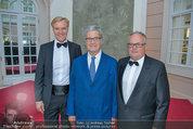 Fundraising Dinner - Albertina - Do 08.05.2014 - Christian KONRAD, Klaus-Albrecht SCHR�DER, Franz GERTSCH60