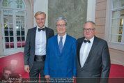 Fundraising Dinner - Albertina - Do 08.05.2014 - Christian KONRAD, Klaus-Albrecht SCHR�DER, Franz GERTSCH61