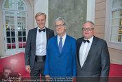 Fundraising Dinner - Albertina - Do 08.05.2014 - Christian KONRAD, Klaus-Albrecht SCHR�DER, Franz GERTSCH63
