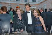 Fundraising Dinner - Albertina - Do 08.05.2014 - Familie Elisabeth G�RTLER, Matthias und Alexandra WINKLER (Ali)70