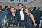 Fundraising Dinner - Albertina - Do 08.05.2014 - Familie Elisabeth G�RTLER, Matthias und Alexandra WINKLER (Ali)71