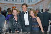 Fundraising Dinner - Albertina - Do 08.05.2014 - Familie Elisabeth G�RTLER, Matthias und Alexandra WINKLER (Ali)72