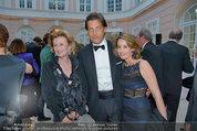 Fundraising Dinner - Albertina - Do 08.05.2014 - Familie Elisabeth G�RTLER, Matthias und Alexandra WINKLER (Ali)74