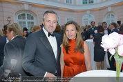 Fundraising Dinner - Albertina - Do 08.05.2014 - Hannes und Marie-Helene AMETSREITER79