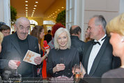 Fundraising Dinner - Albertina - Do 08.05.2014 - Georg SPRINGER, J�rgen und Lisa MANSTEIN82