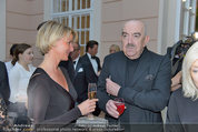 Fundraising Dinner - Albertina - Do 08.05.2014 - Berit (STICKLER), Georg SPRINGER83