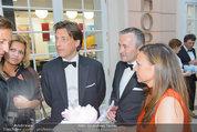 Fundraising Dinner - Albertina - Do 08.05.2014 - Matthias WINKLER, Hannes und Marie-Helene AMETSREITER88