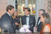 Fundraising Dinner - Albertina - Do 08.05.2014 - Matthias WINKLER, Hannes und Marie-Helene AMETSREITER89