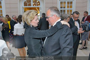 Fundraising Dinner - Albertina - Do 08.05.2014 - Elisabeth G�RTLER, Christian KONRAD91