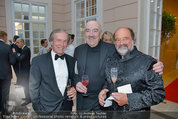 Fundraising Dinner - Albertina - Do 08.05.2014 - Friedrich STICKLER, Georg SPRINGER, Kurt RYDL96