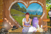 Milka Lila liebt Grün - Tirolergarten - Fr 09.05.2014 - Michaela KIRCHGASSER15