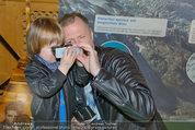 Milka Lila liebt Grün - Tirolergarten - Fr 09.05.2014 - Alex LIST mit Sohn Felix22