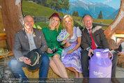 Milka Lila liebt Grün - Tirolergarten - Fr 09.05.2014 - Michaela KIRCHGASSER, Heidi HAUER25